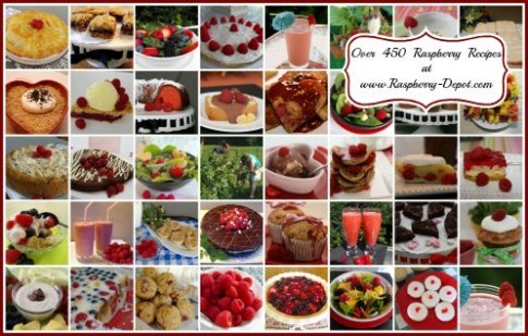 All Raspberry Recipes with Pictures at Raspberry Depot.com