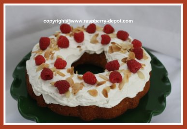Picture of Raspberry Cake