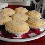 Thanksgiving Recipes Coconut Tarts Recipe