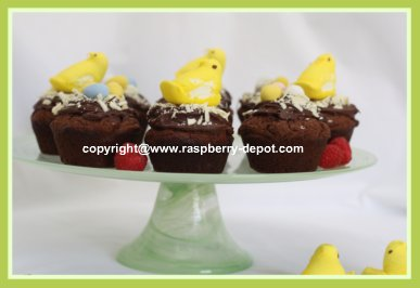 Easter Brunch Muffins for Kids