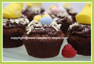 Easter Recipe with Peeps and Chocolate Eggs