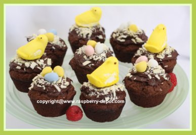 Easter Muffins for Kids