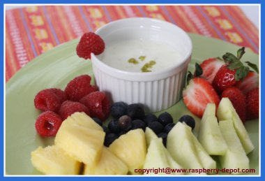 Fat Free Fruit Dip Recipe