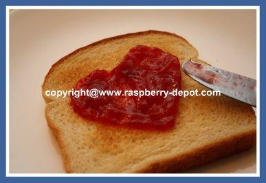 Easy Recipe Idea for Kids-Heart  Shape Food