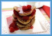 Father's Day Recipe for Breakfast French Toast