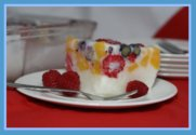 Low Fat Frozen Fruit Dessert Recipe