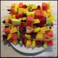 Fruit Kabob Skewers