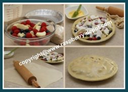 How To Freeze Unbaked Fruit Pies
