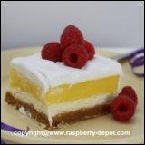 Thanksgiving Recipe Dessert Lemon Cream Squares