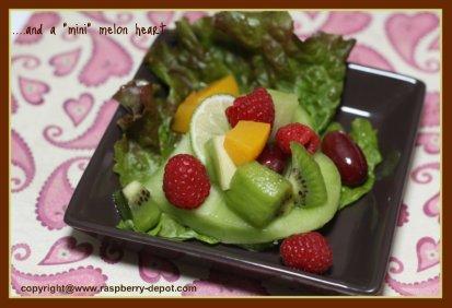 Wedding or Bridal Shower Fruit Salad Idea