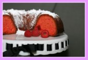 Raspberry Bundt Cake Recipe