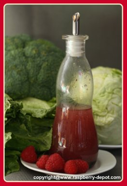 Raspberry Dressing Recipe Raspberry Vinaigrette picture of