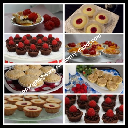 Images of Raspberry Tarts Recipes