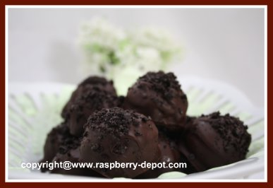How to Make Truffles with Oreo Cookies