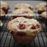 Thanksgiving Recipe Raspberry Yogurt Muffins