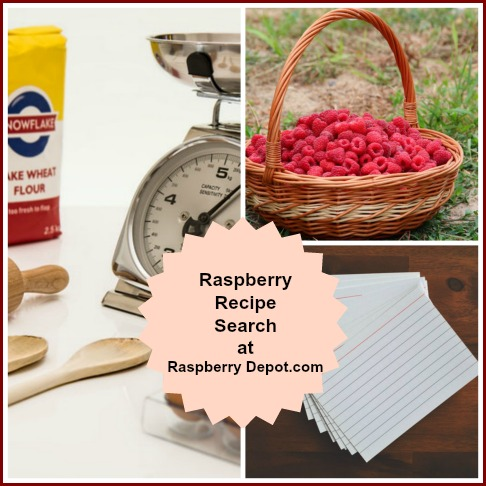 Recipes to Make with Raspberries