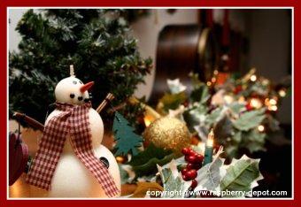 Christmas Recipes Using Raspberries