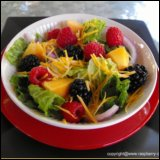 Thanksgiving Dinner Salad