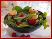 Fresh Salad Recipe Idea for Valentine's Day