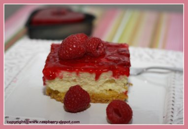 Homemade Cheesecake Recipe for Valentine's Day Dessert Idea