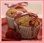 Muffin Recipe Idea for Valentine's Day