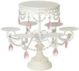 Beaded Multi Cake Stand