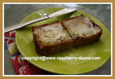 Picture of Raspberry Bread