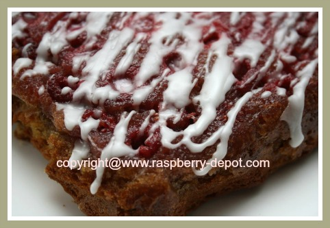 Fresh Raspberry Cake Recipe