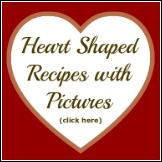 Heart Shaped Recipes Link