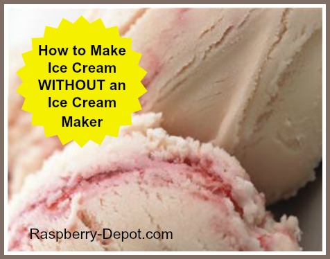 How to make homemade ice cream without an ice cream maker machine ccuart Image collections