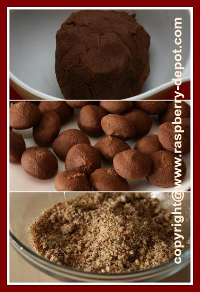 Make Raspberry Thumbprint Cookies