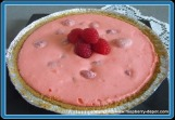 Raspberry Cream Pie Crumb Crust
