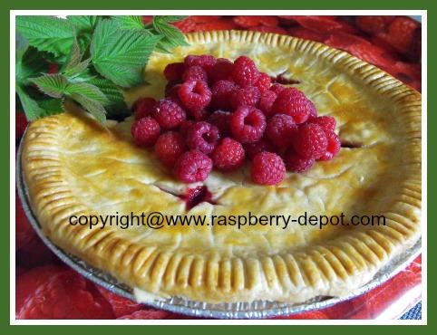 Best Raspberry Pie Recipe