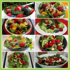 Raspberry Salad Recipes for Easter