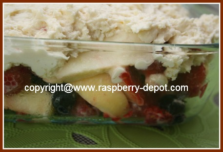 Recipe For Diabetic Dessert Fruit Cobbler