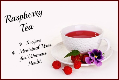 Cup of Raspberry Tea