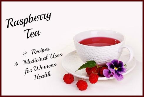 Cup of Raspberry Tea