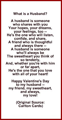 sweet valentine poems boyfriend