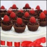 Thanksgiving Recipes Chocolate Raspberry Tarts