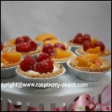 Thanksgiving Recipes Fruit Tarts
