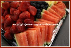How Much Fruit for Fruit Tray