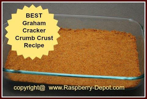 Crumb Crust Recipe in a 9 x 13 dish