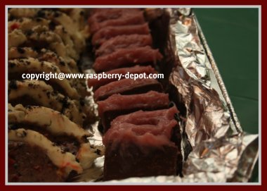 Raspberry Chocolate Fudge Recipe