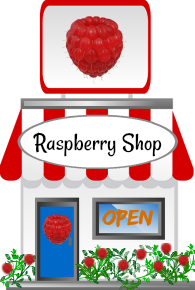 Online Raspberry Shop at Raspberry Depot