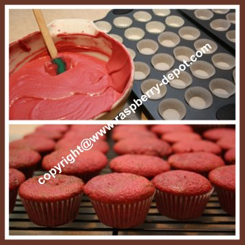 How to /Making Red Velvet Cupcakes