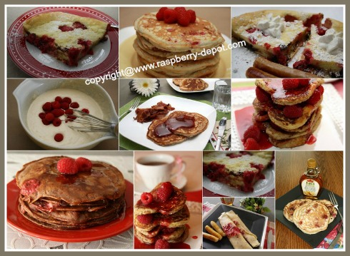 Best Homemade Raspberry Pancake Recipes