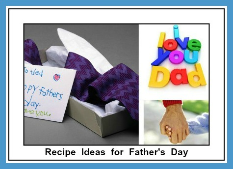Father's Day Recipe Ideas with Healthy Raspberry Fruit