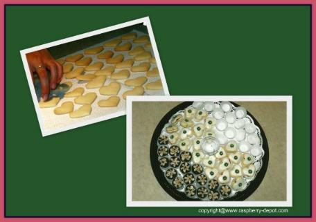 Picture of Wedding Cookies -Belgian Cookies