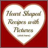Heart Shaped Recipes with Pictures