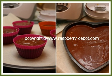 Making a Gluten Free Chocolate Cake and Cupcakes How to
